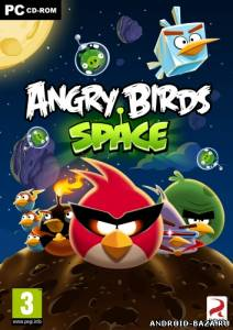 Angry Birds Space Full — Злые Птицы в Космосе андроид