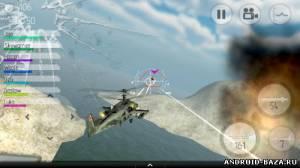 C.H.A.O.S — Вертолет. Скриншот 2
