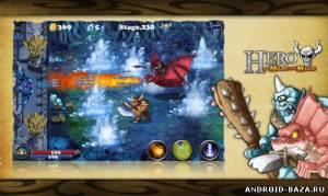 Hero of Might and Magic — Оборона Замка на телефон