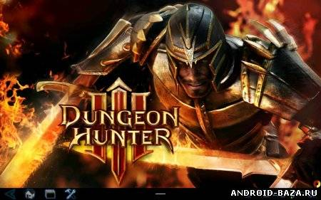 Скачать Dungeon Hunter 3 — Клон Diablo на android