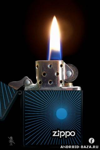 Virtual zippo lighter на андроид - фото 2