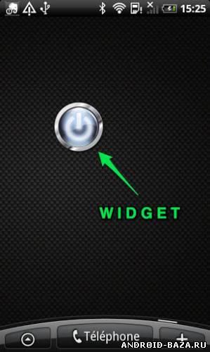 Скриншот Flashlight - LED фонарик HD на планшет