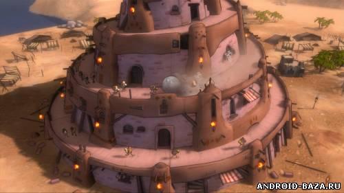 Скриншот Babel Rising 3D— Лучшая Игра на планшет