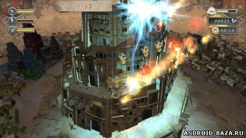 Картинка Babel Rising 3D— Лучшая Игра на телефон