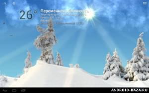 True Weather LWP — Погодные Живые Обои на телефон