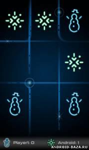 Tic Tac Toe Glow v1.9.3.1 на телефон