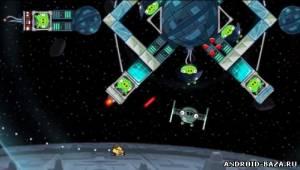 Angry Birds Star Wars на планшет