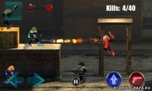 Killer Bean Unleashed. Скриншот 3