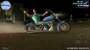 Grand Theft Auto: Vice City - GTA на планшет