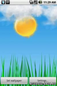 Beautiful Live Weather. Скриншот 3