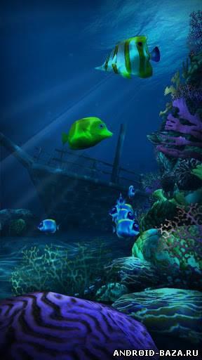 Скачать ocean hd живые обои океан