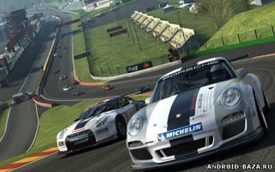 Real Racing 3 - Гонки на телефон