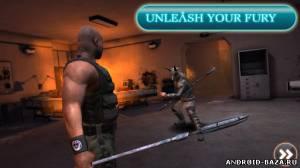 Stargate Command - Файтинг на телефон