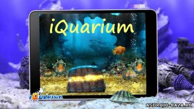 iQuarium - карманный аквариум. Скриншот 1