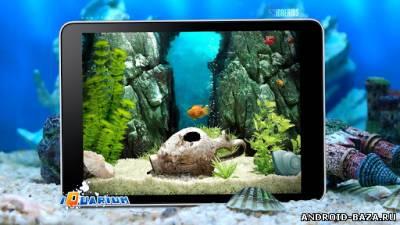 iQuarium - карманный аквариум. Скриншот 3
