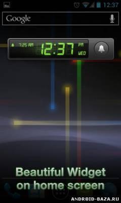 Alarm Clock Pro — Будильник на планшет