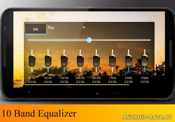 Video Player HD на планшет