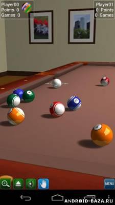 Pool Break Pro — 3D Бильярд. Скриншот 2