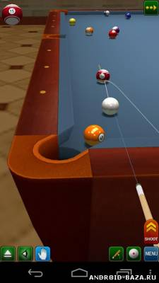 Pool Break Pro — 3D Бильярд на планшет