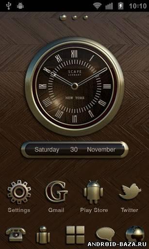 Картинка NEW YORK Theme GO Launcher EX на телефон