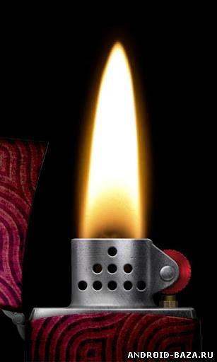 Картинка 3D Virtual Lighter на телефон