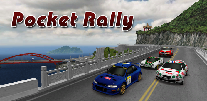 скриншот Pocket Rally -  Ралли