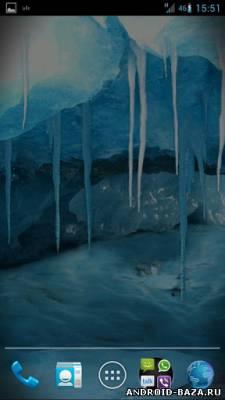 RealDepth Ice Cave на планшет