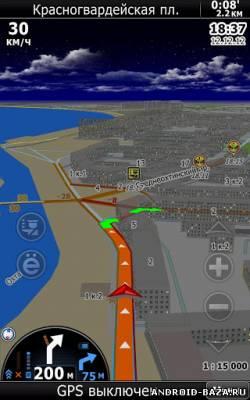Миниатюра CityGuide7 GPS навигатор Android