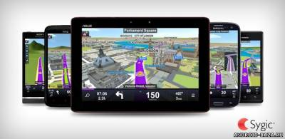 Sygic: GPS Navigation Full