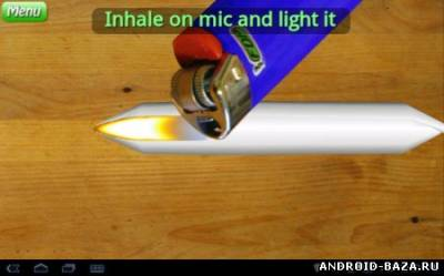 Roll A Joint «Скрути косяк» на планшет