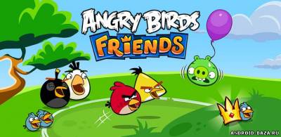скачать Angry Birds Friends на android