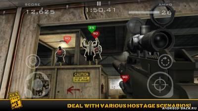 Миниатюра Gun Club 3: Virtual Weapon Sim Android